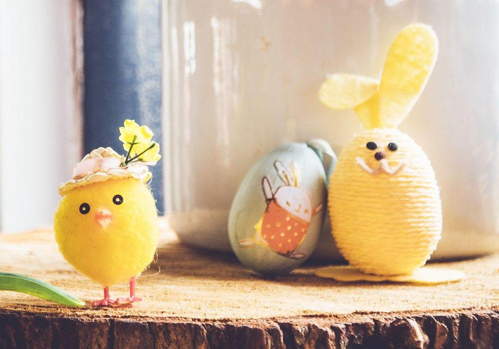 Auguri di Pasqua per Bambini