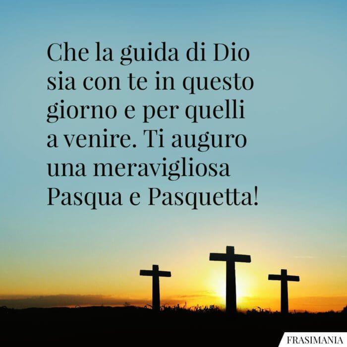 Frasi auguri Pasqua religiosi Pasquetta
