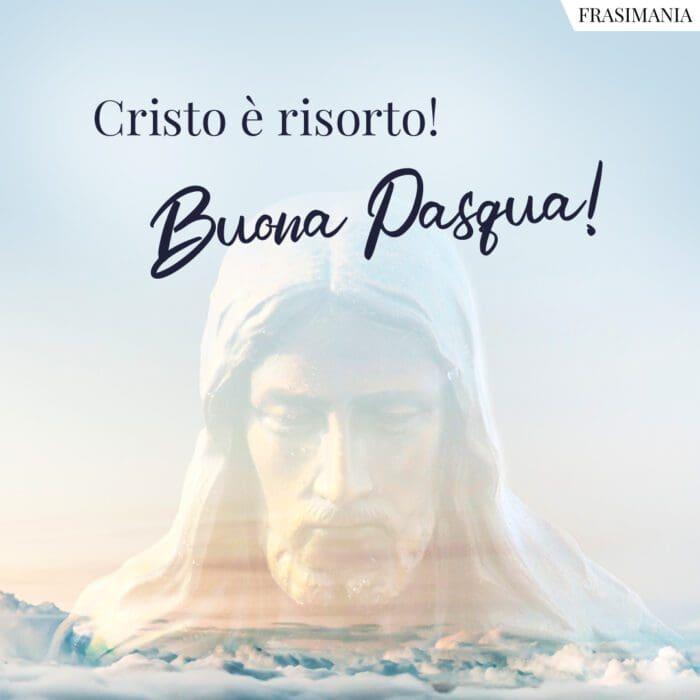 Frasi auguri Pasqua religiosi risorto