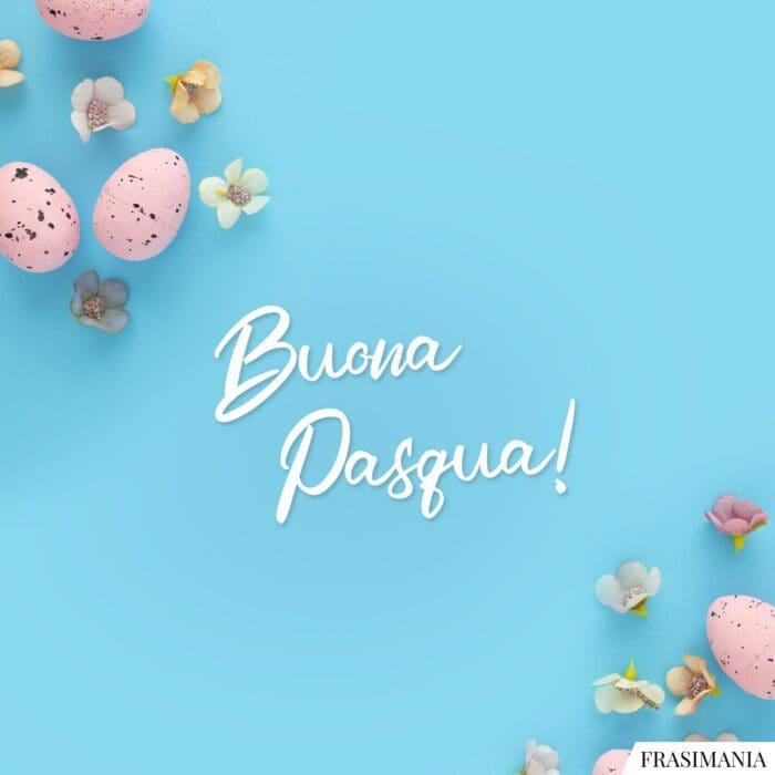 Frasi auguri buona Pasqua