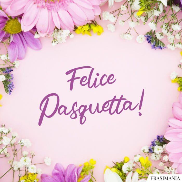 Frasi auguri felice Pasquetta