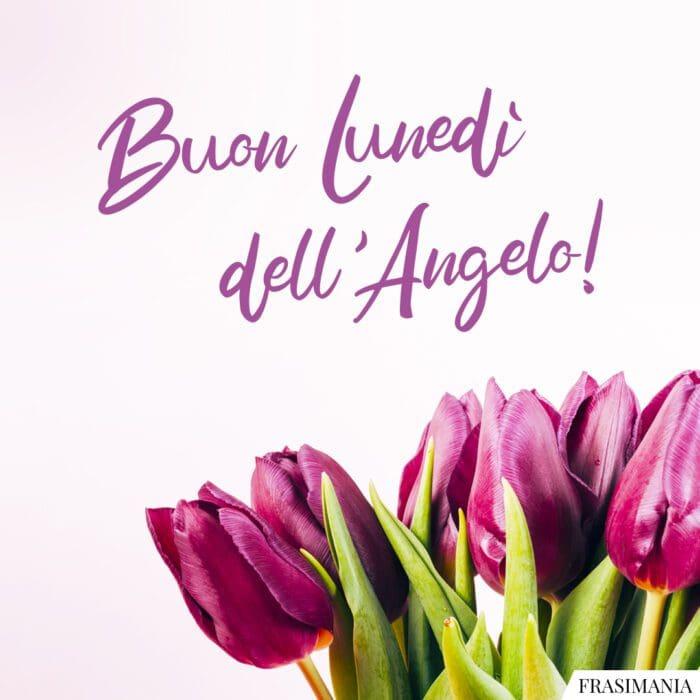 Frasi auguri Pasquetta lunedì angelo