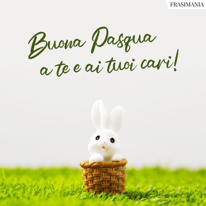 Frasi buona Pasqua cari