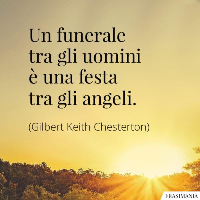 Frasi funerale uomini festa angeli