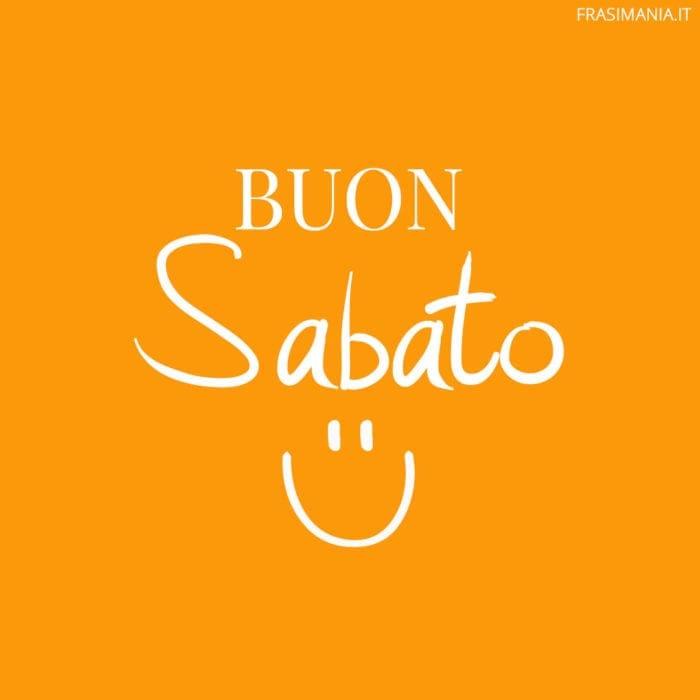 Buon Sabato smile