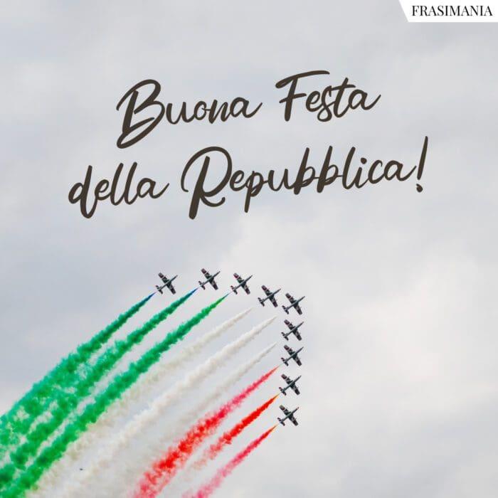 Buona festa repubblica 2 giugno