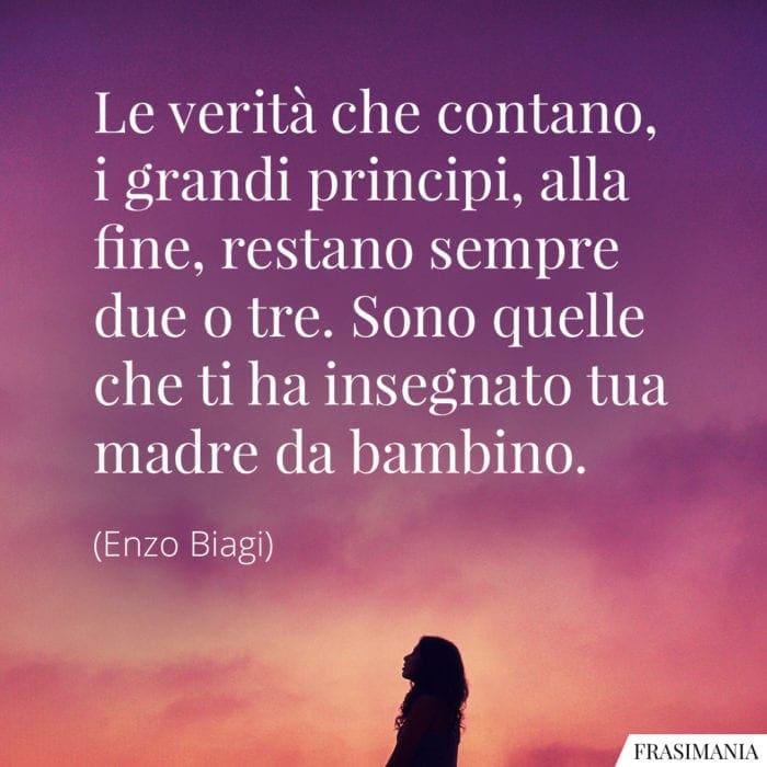 Frasi principi madre Biagi
