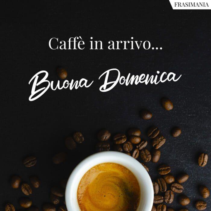 Buona Domenica caffè