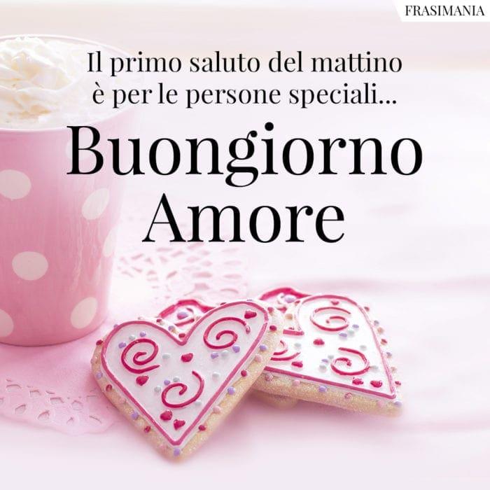 Buongiorno amore speciali