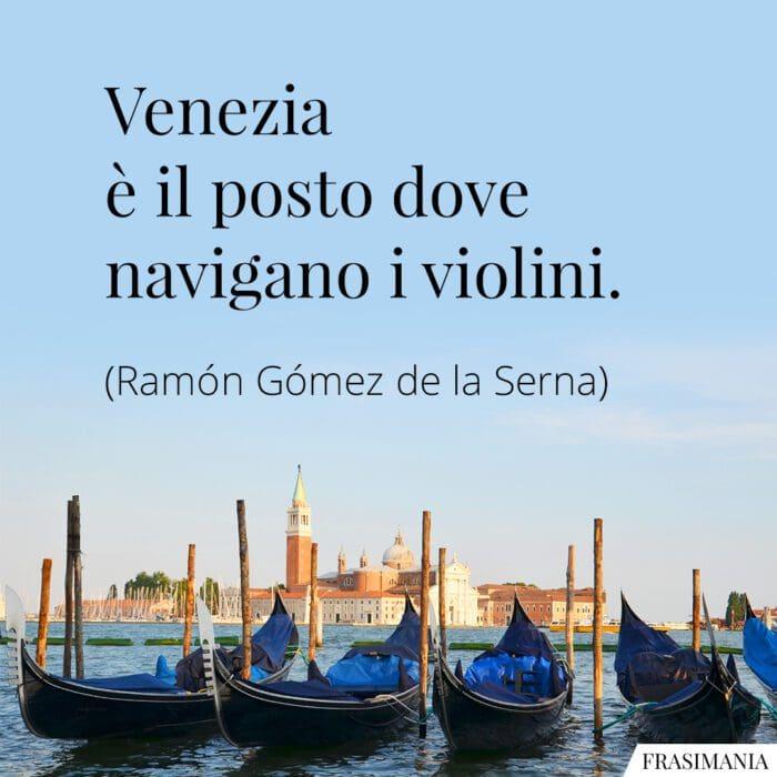 Frasi Venezia Serna