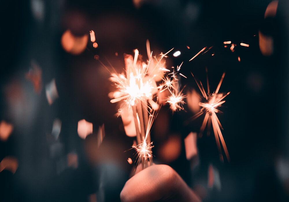 Auguri di Buon Anno col Covid-19