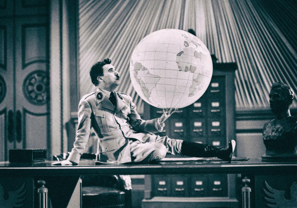 """Il Discorso di Charlie Chaplin ne """"Il Grande Dittatore"""""""