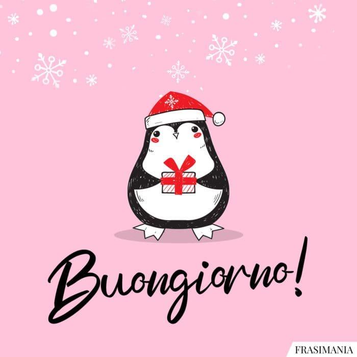 Buongiorno natalizio buongiorno