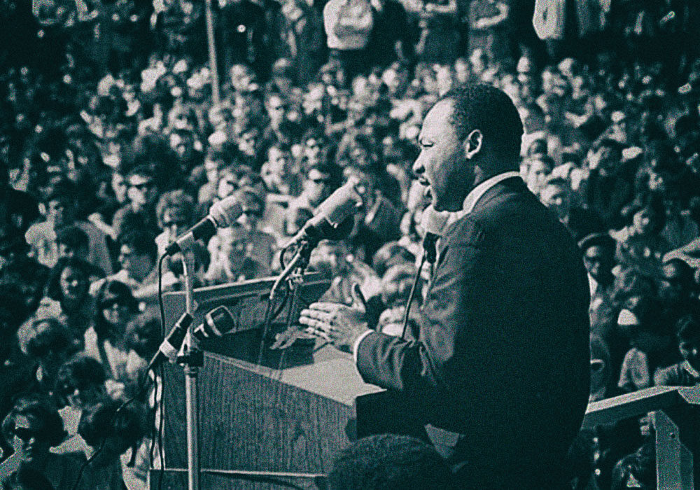 Discorso di Martin Luther King Jr.