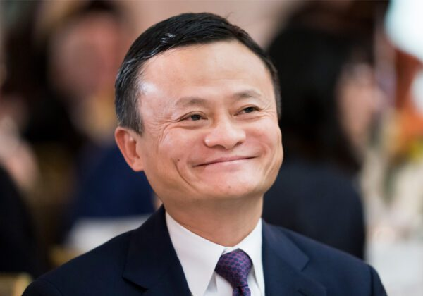 Discorso di Jack Ma