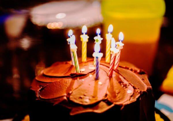 Auguri di Compleanno per il Genero