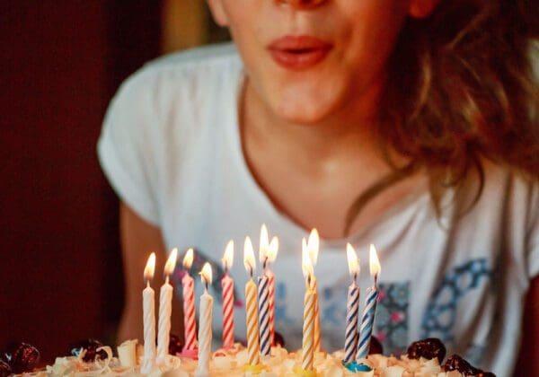 Auguri di Compleanno per la Moglie