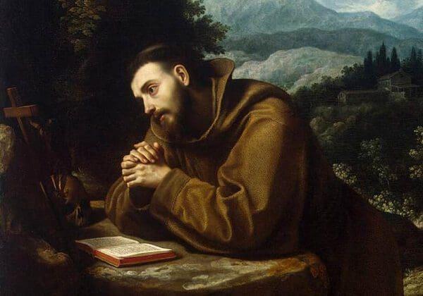 Frasi di San Francesco d'Assisi