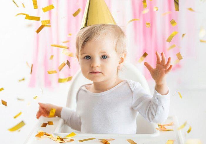 Auguri di Compleanno 1 Anno